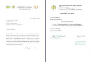 همکاری مشترک پژوهشی دانشگاه بیرجند و دانشگاه ورشوی لهستان