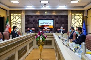جلسه هماهنگی دومین کنفرانس بینالمللی بیابان لوت با رویکرد گردشگری